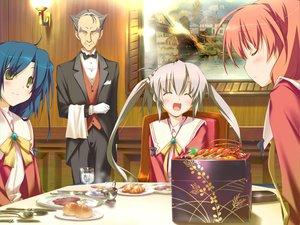 Rating: Safe Score: 3 Tags: amagahara_inaho favorite food game_cg happy_margaret! kokonoka nishinomiya_shizuru rindou_saki User: 秀悟
