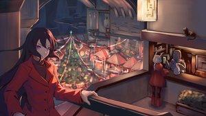 クリスマスの壁紙 1920×1080px 380KB