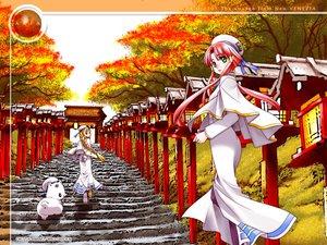 Rating: Safe Score: 15 Tags: alicia_florence aria aria_pokoteng mizunashi_akari stairs User: Oyashiro-sama