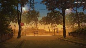 Rating: Safe Score: 48 Tags: mclelun nobody original scenic shade sky sunset tree watermark User: RyuZU