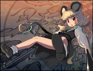 Rating: Safe Score: 26 Tags: animal animal_ears blonde_hair mouse mousegirl nazrin red_eyes shope tail touhou User: HawthorneKitty