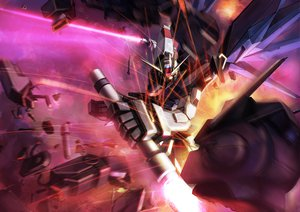 Rating: Safe Score: 33 Tags: mecha mobile_suit_gundam robot weapon User: Maboroshi