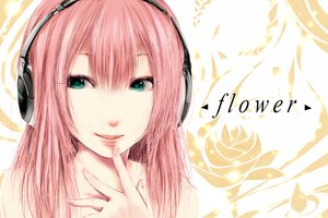Rating: Safe Score: 41 Tags: close green_eyes headphones nico_nico_singer original pink_hair torn_flipper User: FormX