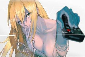 Rating: Questionable Score: 46 Tags: breasts long_hair nude shokuhou_misaki to_aru_majutsu_no_index walzrj User: BattlequeenYume