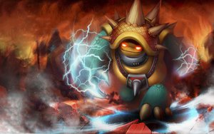 Rating: Safe Score: 23 Tags: league_of_legends rammus User: juanfreak