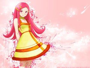 Rating: Safe Score: 4 Tags: anemone eureka_seven kobayashi_yuji pink User: Oyashiro-sama