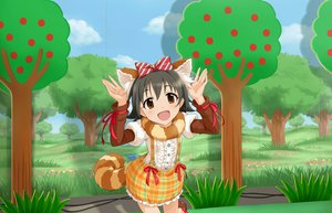 Rating: Safe Score: 6 Tags: akagi_miria animal_ears black_hair blush bow brown_eyes idolmaster idolmaster_cinderella_girls idolmaster_cinderella_girls_starlight_stage loli ribbons short_hair tagme_(artist) tail User: RyuZU
