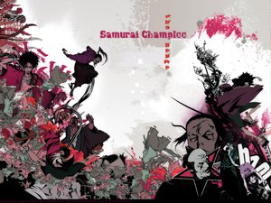Rating: Questionable Score: 23 Tags: fuu jin mugen samurai_champloo User: haruko02