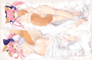 Rating: Explicit Score: 96 Tags: animal_ears ass barefoot blush breasts censored fate/extra fate_(series) foxgirl inu_neko_inu long_hair nipples pink_hair ponytail pussy pussy_juice tail tamamo_no_mae_(fate) uncensored undressing yellow_eyes User: BattlequeenYume