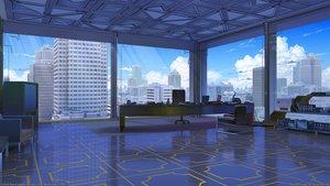 Rating: Safe Score: 88 Tags: arsenixc book building city clouds love_money_rock'n'roll nobody original scenic sky watermark User: RyuZU