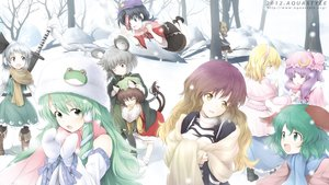 Rating: Safe Score: 81 Tags: alice_margatroid animal_ears aqua-lia catgirl chen group hat hijiri_byakuren japanese_clothes kasodani_kyouko kochiya_sanae konpaku_youmu miko miyako_yoshika mizuhashi_parsee mousegirl myon nazrin patchouli_knowledge snow touhou tree winter User: Flandre93