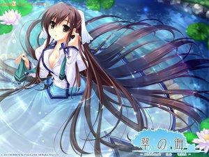 Rating: Questionable Score: 116 Tags: breasts cabbit cleavage dress erect_nipples long_hair michiru_(midori_no_umi) midori_no_umi saeki_hokuto water wet User: Wiresetc