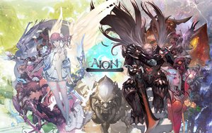 Rating: Safe Score: 63 Tags: aion feathers jeong_juno User: garypan