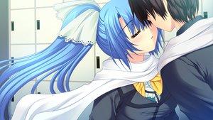 Rating: Safe Score: 24 Tags: game_cg munemoto_tsubakiko nishimata_aoi sekai_seifuku_kanojo tagme_(character) world_wide_love User: Maboroshi
