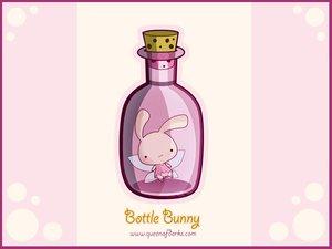 Rating: Safe Score: 17 Tags: animal bunny fairy queen_of_dorks User: Oyashiro-sama