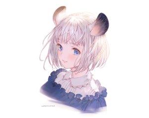 Rating: Safe Score: 26 Tags: animal_ears blue_eyes lolita_fashion mousegirl original short_hair signed wadanaka white white_hair User: otaku_emmy