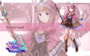 Rating: Safe Score: 47 Tags: atelier_totori kishida_mel rororina_fryxell zoom_layer User: meccrain