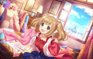 Rating: Safe Score: 24 Tags: annin_doufu blonde_hair building city clouds flowers green_eyes idolmaster idolmaster_cinderella_girls idolmaster_cinderella_girls_starlight_stage long_hair necklace paper satou_shin skirt sky twintails User: otaku_emmy