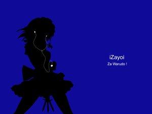 Rating: Safe Score: 35 Tags: ipod izayoi_sakuya maid parody silhouette touhou User: Katsumi