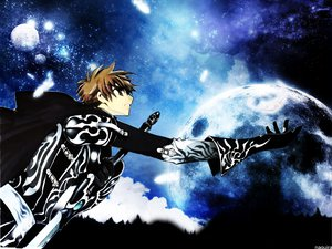 Rating: Safe Score: 6 Tags: clamp syaoran tsubasa_reservoir_chronicle xiaolang User: Oyashiro-sama