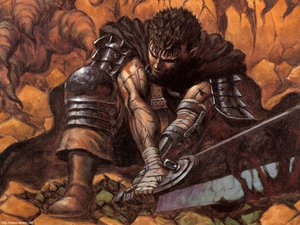 Rating: Safe Score: 9 Tags: berserk guts User: Paladin2k9
