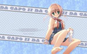 Rating: Safe Score: 39 Tags: asakura_yume da_capo_ii User: pantu