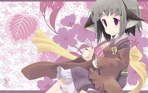 Rating: Safe Score: 3 Tags: animal_ears i.s.w. shiro_(longlongtime) tagme User: 秀悟