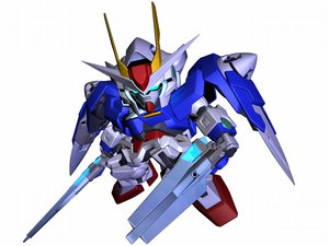 Rating: Safe Score: 6 Tags: mecha mobile_suit_gundam_00 white User: lost91colors