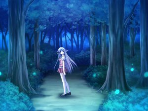 Rating: Safe Score: 12 Tags: forest nerine pointed_ears shuffle tree User: Oyashiro-sama