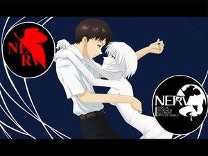 Rating: Questionable Score: 61 Tags: ayanami_rei ikari_shinji kannazuki_no_miko neon_genesis_evangelion parody User: Tensa