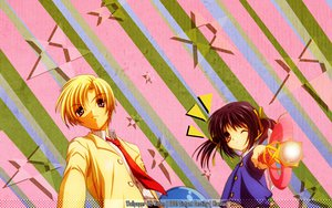 Rating: Safe Score: 3 Tags: clannad sunohara_mei sunohara_youhei User: 秀悟