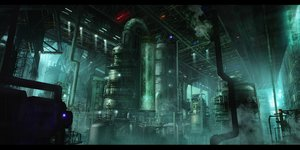 Rating: Safe Score: 151 Tags: building industrial nobody original polychromatic scenic wad User: FormX