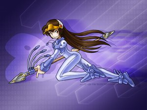 Rating: Safe Score: 3 Tags: anthropomorphism gentoo juzo-kun linux os-tan spear weapon User: Oyashiro-sama