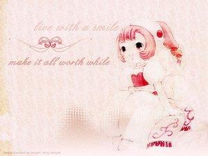 Rating: Safe Score: 16 Tags: chobits pink_hair sumomo User: Oyashiro-sama