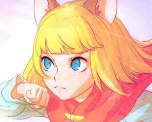 Rating: Safe Score: 48 Tags: all_male animal_ears blonde_hair blue_eyes cropped ilya_kuvshinov male ni_no_kuni ni_no_kuni_ii User: mattiasc02
