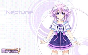 Rating: Safe Score: 110 Tags: hyperdimension_neptunia neptune purple_eyes purple_hair short_hair tsunako User: XTR17