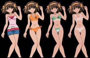 Rating: Explicit Score: 63 Tags: bikini black headband navel nipples nude pussy signed suzumiya_haruhi suzumiya_haruhi_no_yuutsu swimsuit tan_lines transparent vector User: 秀悟