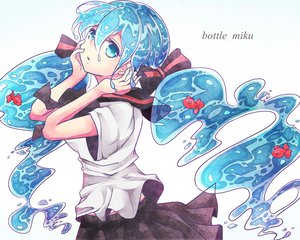 Rating: Safe Score: 49 Tags: bottle_miku hatsune_miku sonoruru3131 vocaloid User: FormX