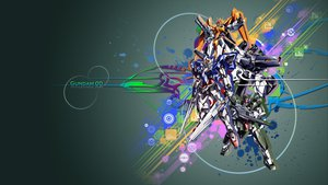 Rating: Safe Score: 39 Tags: jpeg_artifacts mecha mobile_suit_gundam mobile_suit_gundam_00 User: RyoCharge