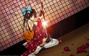 Rating: Safe Score: 383 Tags: japanese_clothes katana refeia sword vector weapon User: gnarf1975