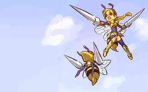 Rating: Safe Score: 42 Tags: beedrill hitec moemon pokemon User: 秀悟