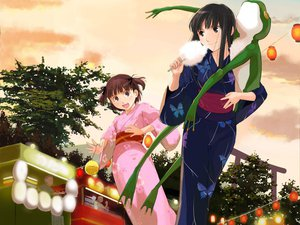 Rating: Safe Score: 9 Tags: festival japanese_clothes summer tagme yukata User: rargy