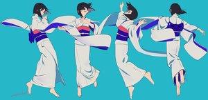 Rating: Safe Score: 44 Tags: japanese_clothes kimono original umishima_senbon User: FormX