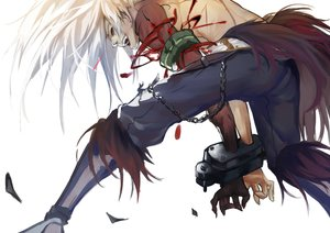 Rating: Safe Score: 75 Tags: arad_senki blood bondage chain dungeon_and_fighter dungeon_fighter_online female_fighter_(dnf) kamisa long_hair red_eyes shackles white_hair User: Flandre93
