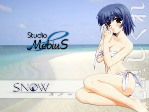 Rating: Safe Score: 0 Tags: beach kitazato_shigure snow_(game) studio_mebius User: Oyashiro-sama