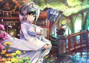 桜・花見の壁紙 1697×1200px 2713KB