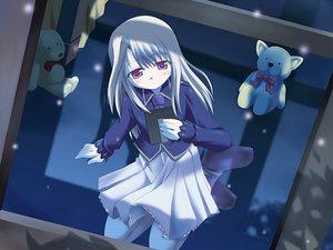 Rating: Safe Score: 20 Tags: fate_(series) fate/stay_night illyasviel_von_einzbern User: Oyashiro-sama