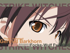 Rating: Questionable Score: 8 Tags: close gertrud_barkhorn strike_witches User: pantu