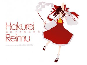 Rating: Safe Score: 6 Tags: hakurei_reimu polychromatic touhou User: WhiteExecutor