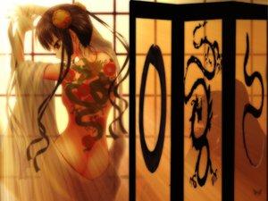 Rating: Safe Score: 75 Tags: nude tattoo User: Oyashiro-sama